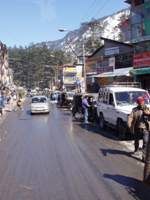 Downtown Manali - The Mall