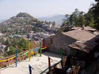 Shimla view (way to monkey temple)
