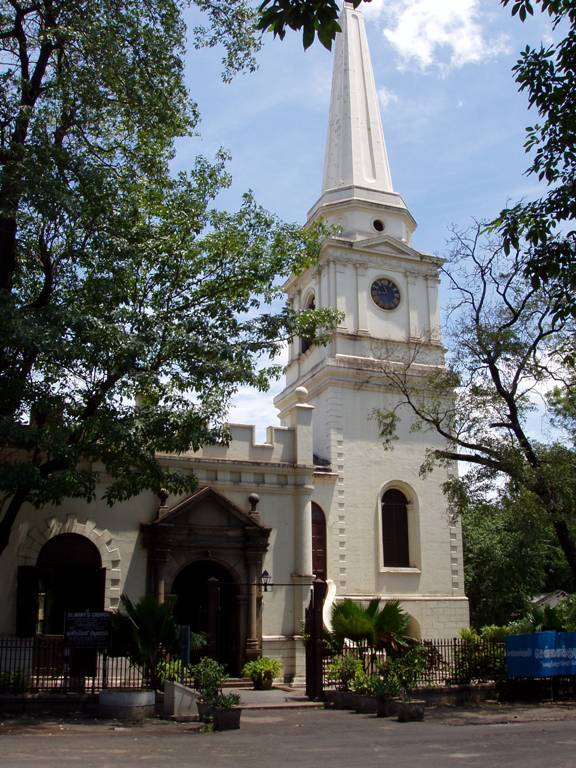 St. Mary's Church (im Fort St. George, Chennai)
